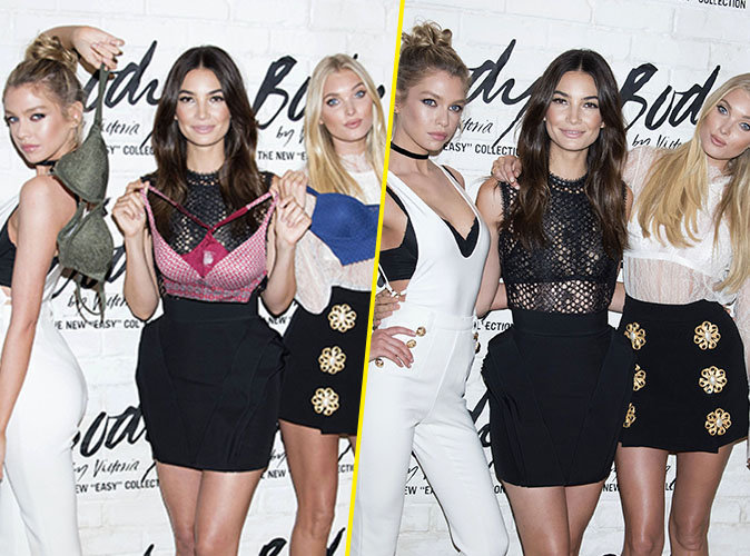 Photos : Stella Maxwell, Lily Aldridge et Elsa Hosk : le nouveau trio de choc de Victoria's Secret !