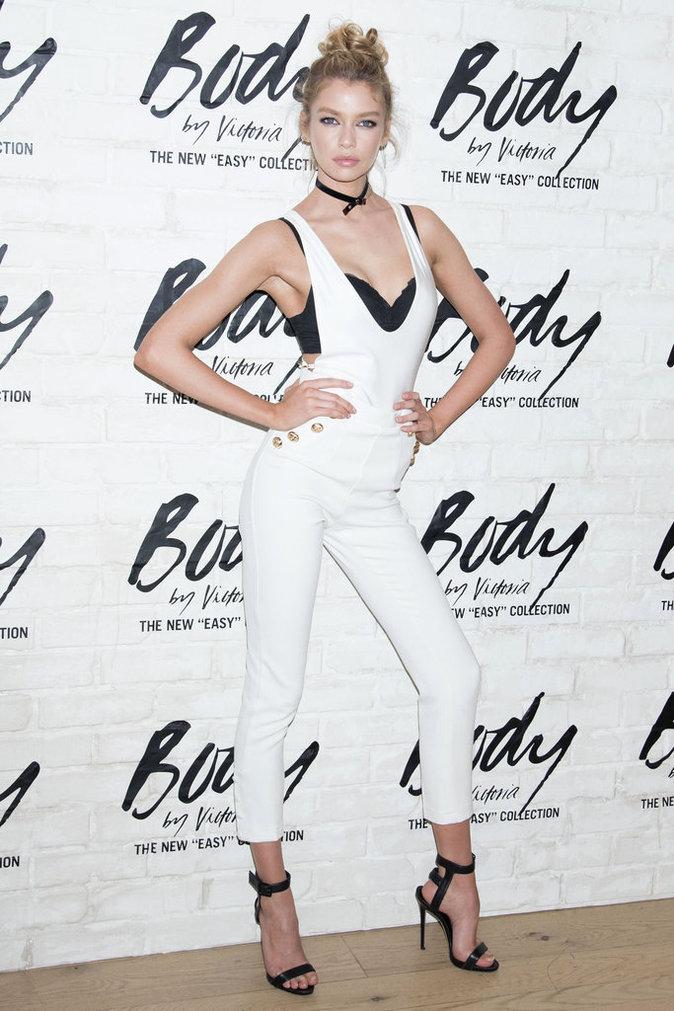 Stella Maxwell  à New York le 26 juillet 2016