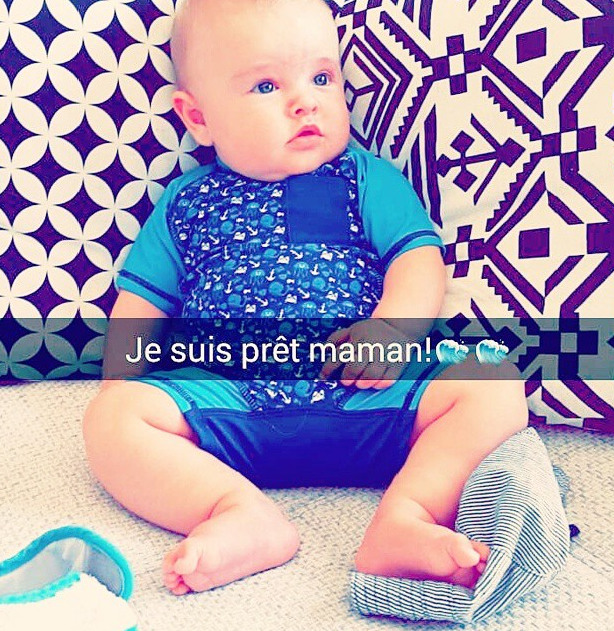 Stéphanie Clerbois sur Instagram