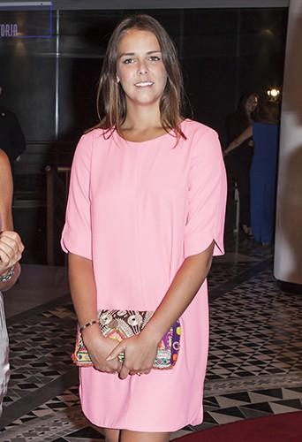 Pauline Ducruet à Monte-Carlo le 25 juillet 2014