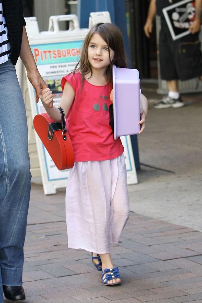 Elle collectionne les sacs à main !