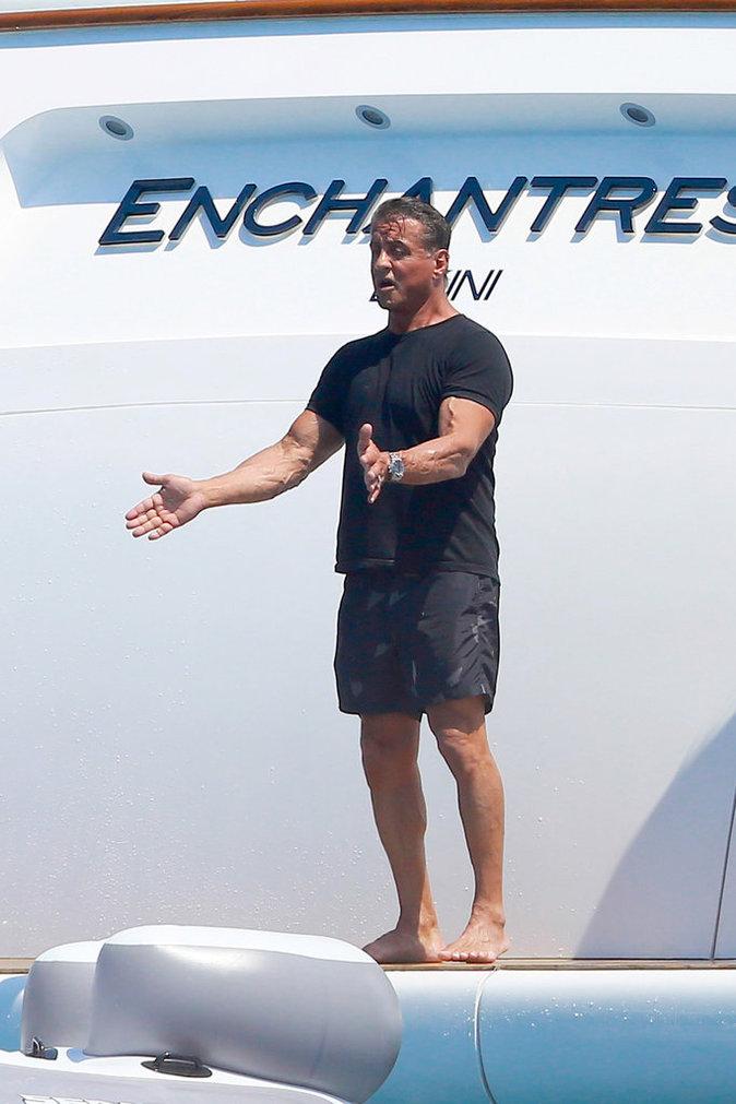 Capitaine Stallone