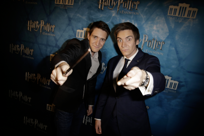 Photos : Sylvie Tellier, Séverine Ferrer, Élisa Tovati… Immersion dans l'univers d'Harry Potter !