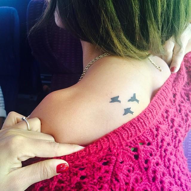 Photos : Tal dégaine deux nouveaux tatouages !