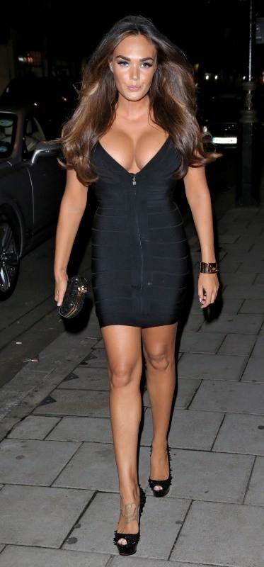 Tamara Ecclestone, Londres, 6 octobre 2012.