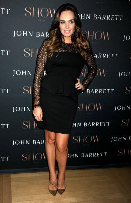Tamara Ecclestone lors du lancement de la marque Show à New York, le 23 septembre 2013.