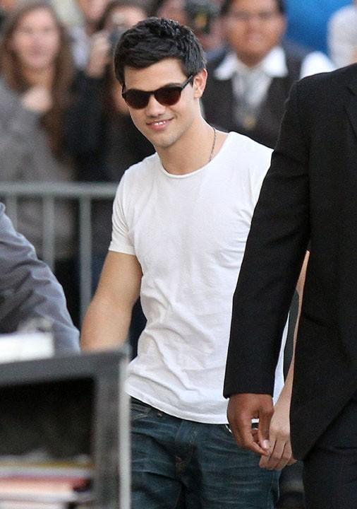 Taylor Lautner, le retour !