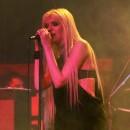 Taylor Momsen, en concert à Vancouver