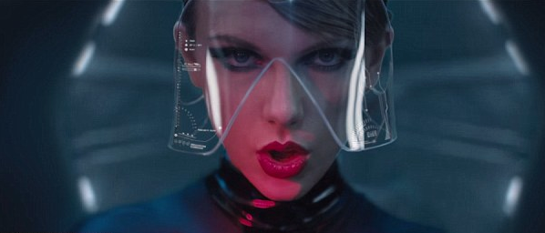 "Clip de Taylor Swift ""Bad Blood"""