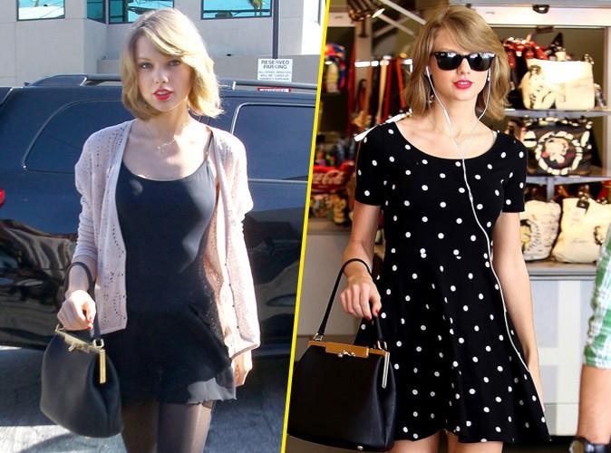 Taylor Swift à Los Angeles le 13 février 2014