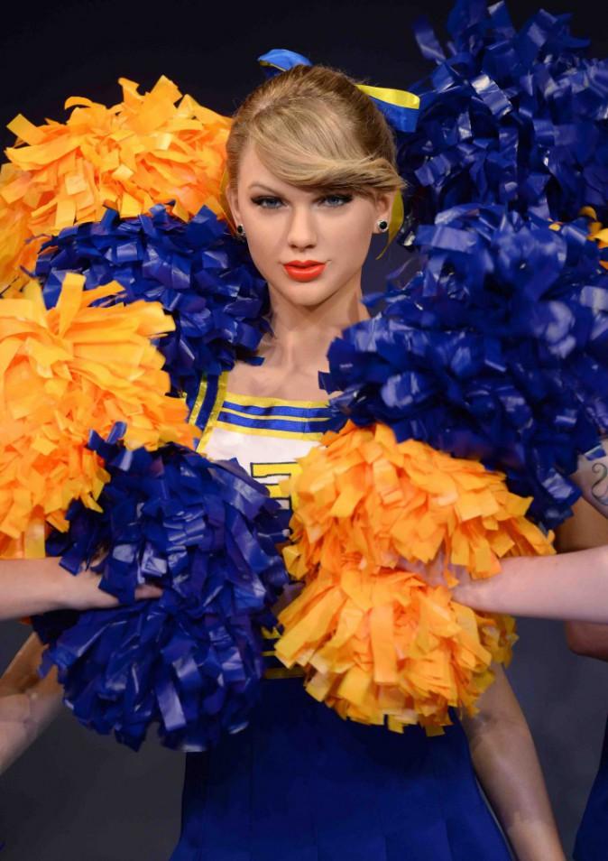 Taylor Swift : découvrez son nouveau double de cire !