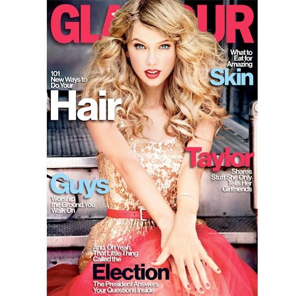 Taylor Swift battue par Victoria Beckham en couv' de Glamour !
