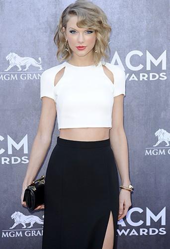 Taylor Swift à Los Angeles le 6 avril 2014