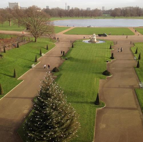 Les voeux de Kensington Palace