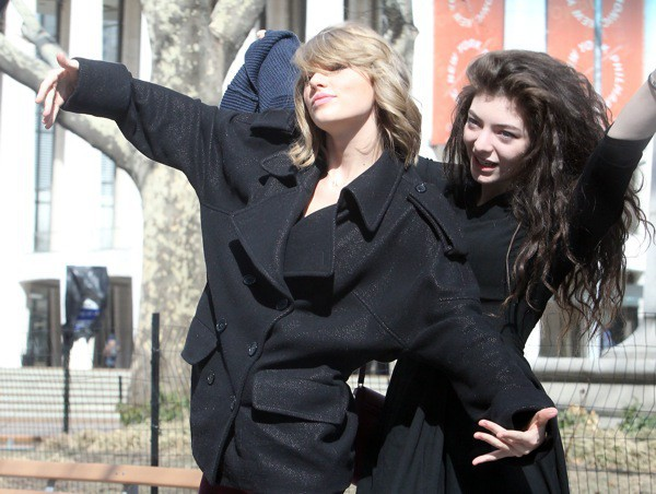 Photos : Taylor Swift et Lorde : ultra-complices, les BFF s'éclatent à New York !