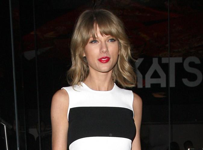 Photos : Taylor Swift et ses très longues jambes de sortie à Hollywood !