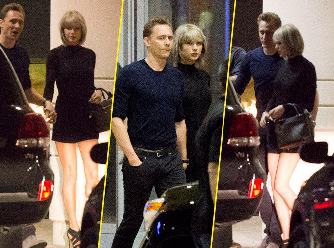 Photos : Taylor Swift et Tom Hiddleston : En mode main dans la main pour leur première sortie de couple officielle !