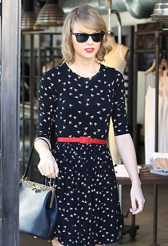 Taylor Swift à Los Angeles le 23 février 2014