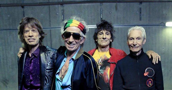Rolling Stones - 66,5 millions de dollars