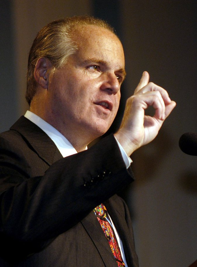 Rush Limbaugh - 79 millions de dollars