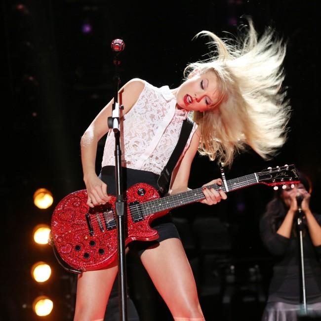 Taylor Swift le 6 juin 2013 à Nashville
