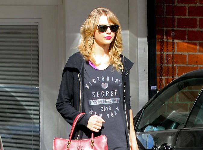 Taylor Swift à Los Angeles le 6 janvier 2014