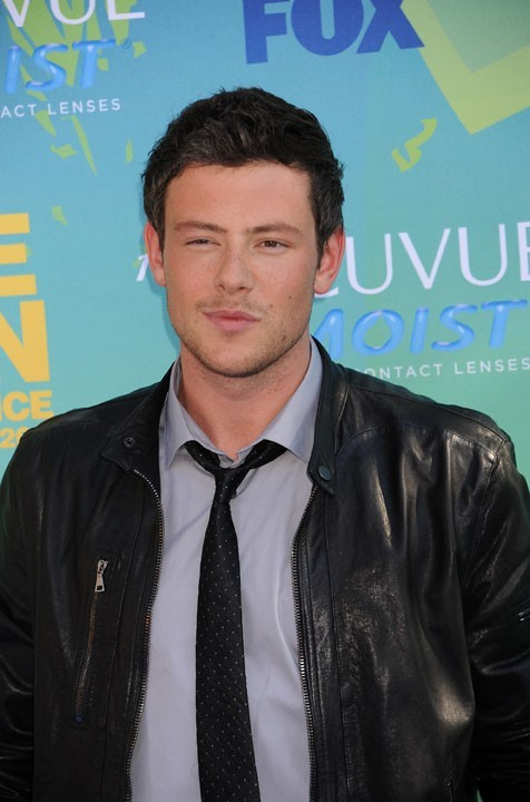 Croy Monteith lors des Teen Choice Awards 2011 à Los angeles, le 7 août 2011.