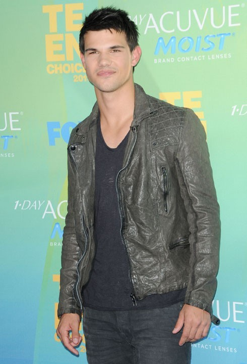 Taylor Lautner lors des Teen Choice Awards 2011 à Los angeles, le 7 août 2011.