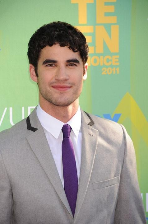 Darren Criss lors des Teen Choice Awards à Los Angeles, 7 août 2011.