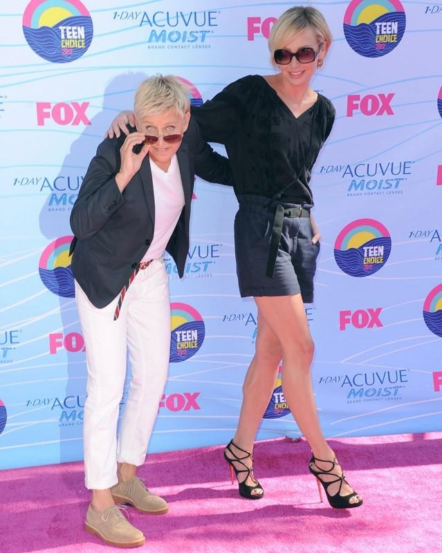 Ellen a été élue meilleure comique pour les ados américains