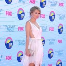 Taylor Swift lors des Teen Choice 2012 à Universal City, le 22 juillet 2012.