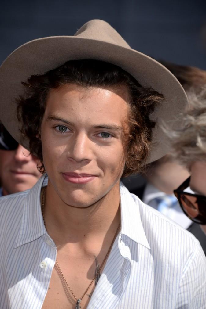 Harry Styles à la cérémonie de Teen Choice Awards le 11 août 2013