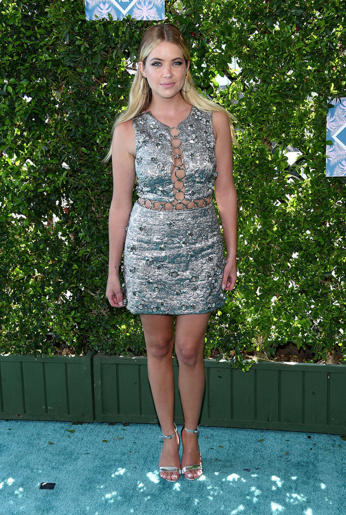 Ashley Benson en Michael Kors aux Teen Choice Awards