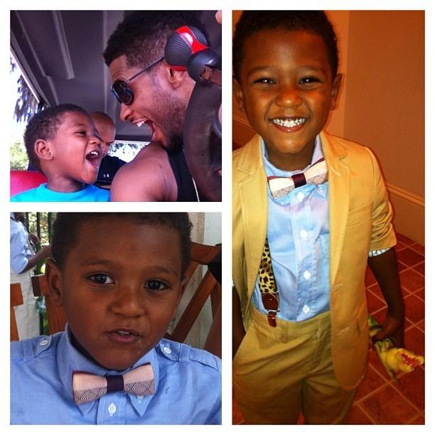 Usher et Usher V