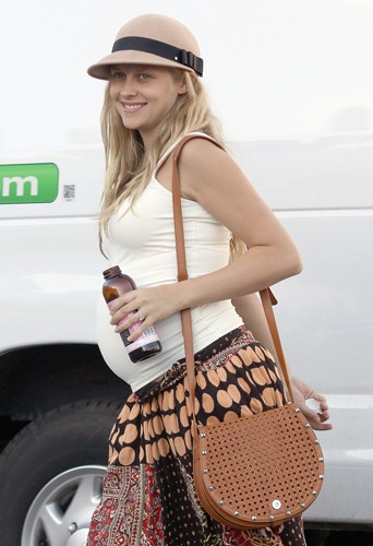 Teresa Palmer à Los Angeles le 24 décembre 2013