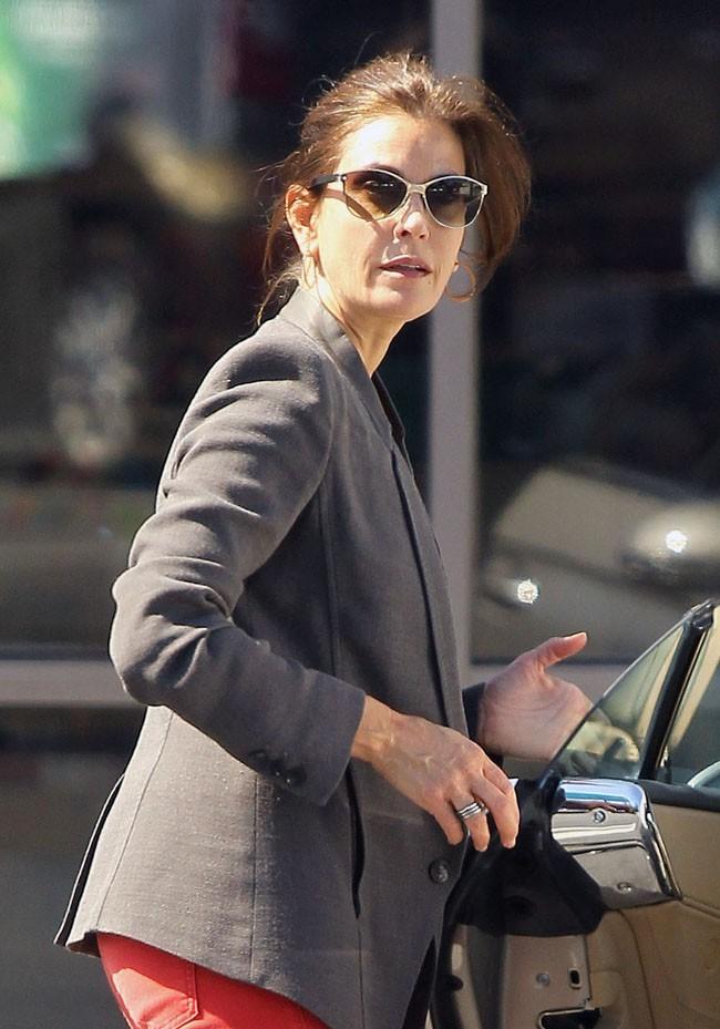 Teri Hatcher le 30 mai 2013 à Los Angeles