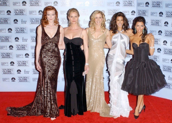 Les actrices principales de Desperate Housewives : une belle brochette !