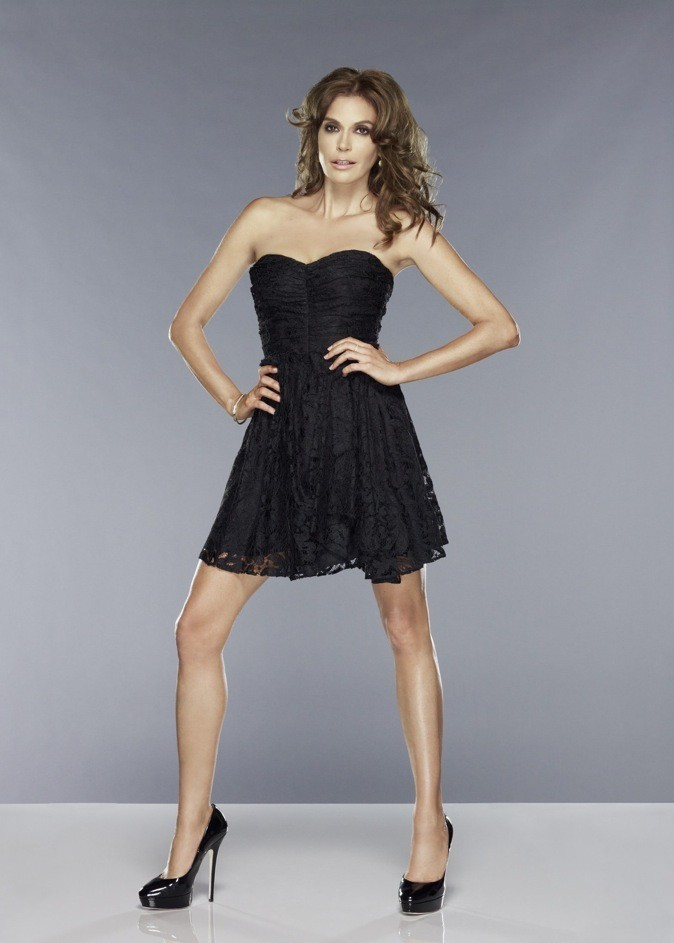 Teri Hatcher pose pour la saison 8 de Desperate Housewives