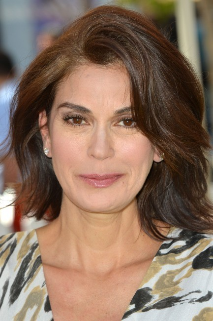 Teri Hatcher, Los Angeles, 27 avril 2013.