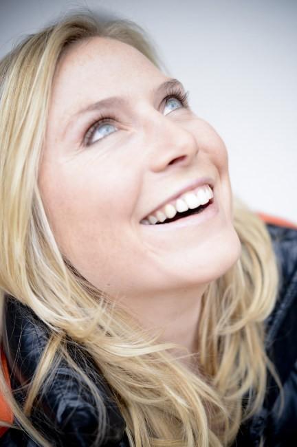 Tessa Worley, Grand Bornand, France, 9 octobre 2012.