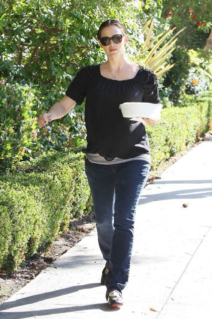 Jennifer Garner a régalé les copines de classe de sa fille Violet