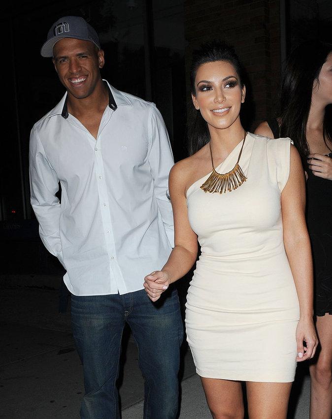 Kim Kardashian et Miles Austin