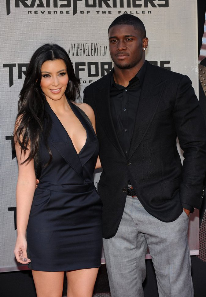 Kim Kardashian et Reggie Bush