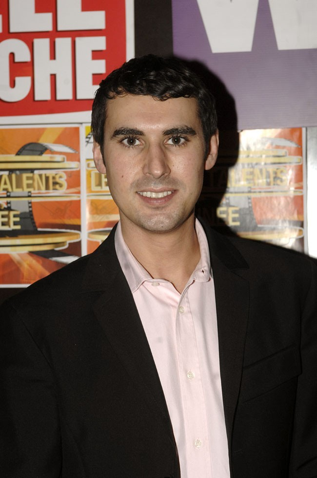 """Thomas Joubert, élu """"plus beau mec de la télé"""" !"""