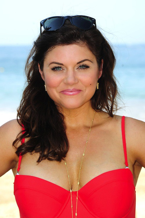 Photos : Tiffani Thiessen : la star de Beverly Hills se la joue Alerte à Malibu !