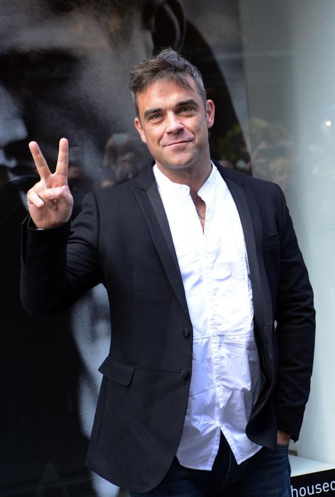 Robbie Williams croit au paranormal...