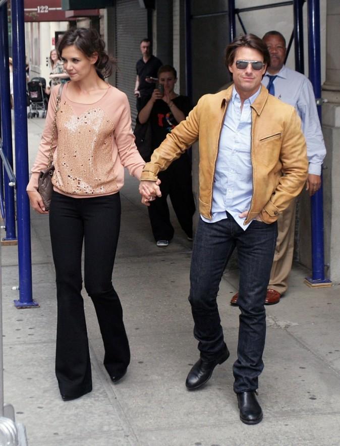 Le couple à la ville...