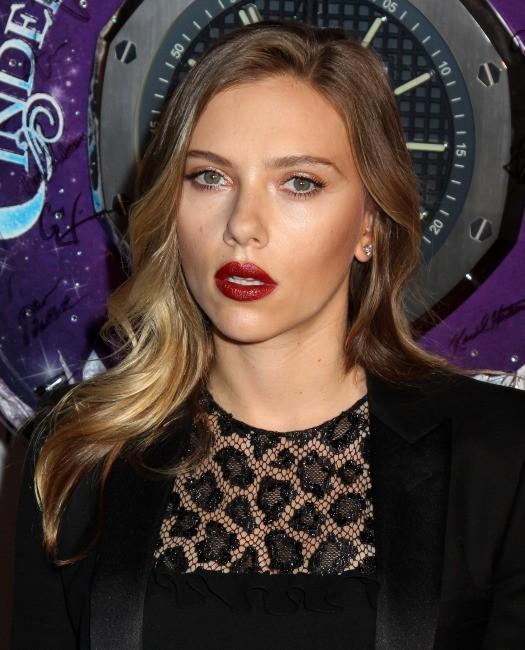 Scarlett Johansson lors des Tony Awards 2013 à New York, le 9 juin 2013.