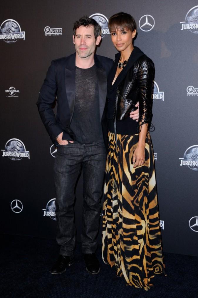 Jalil Lespert et Sonia Rolland