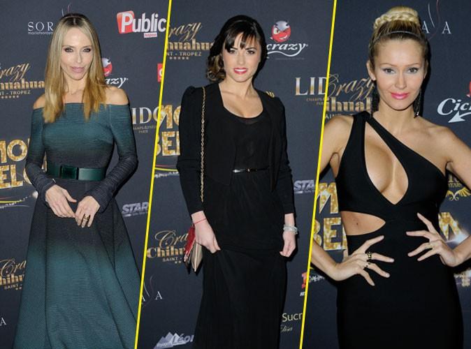 Photos : Tonya Kinzinger, Capucine Anav, Tatiana Laurens : bombesques pour Top Model Belgium !